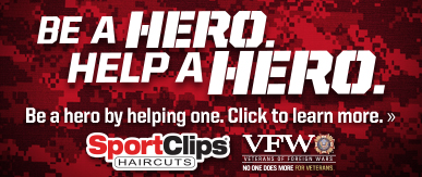 Sport Clips Haircuts of Skokie ​ Help a Hero Campaign